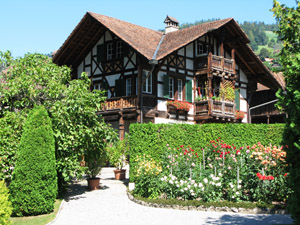 Swiss Style Houses